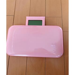 Francfranc - Francfranc 体重計 ピンク コンパクト maquino