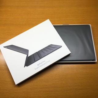 アップル(Apple)のApple smart keyboard folio for iPad (iPadケース)