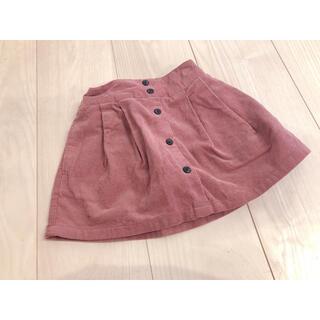 petit main - プティマイン スカート 90 petitmain