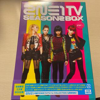 ビッグバン(BIGBANG)の2NE1TV DVD(アイドル)