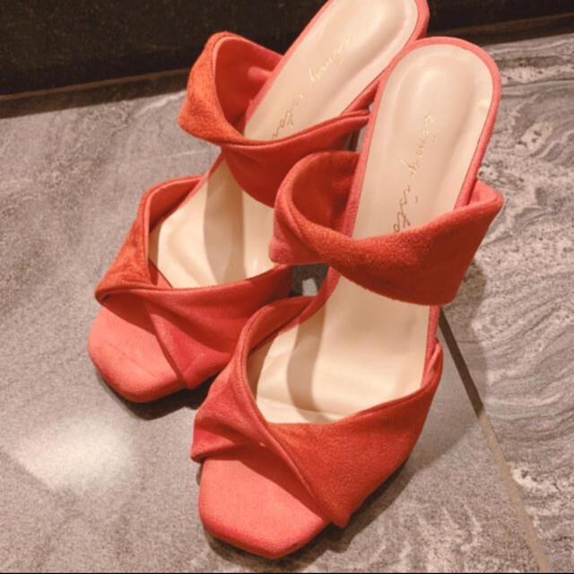 eimy istoire(エイミーイストワール)の【お年玉セール】eimy istoire♡エイミーイーストワール♡サンダル レディースの靴/シューズ(サンダル)の商品写真