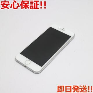 アイフォーン(iPhone)の良品中古 SIMフリー iPhone8 256GB シルバー (スマートフォン本体)