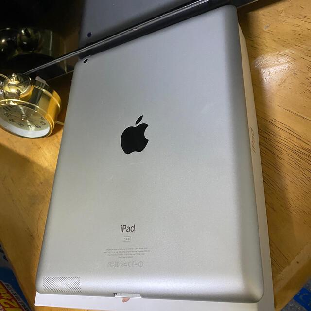 iPad(アイパッド)の極美品 iPad3 32GB  WIFIモデル アイパッド 第3世代 スマホ/家電/カメラのPC/タブレット(タブレット)の商品写真