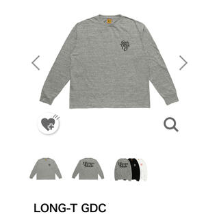 GDC - human made girls dont cry LONG-T GDC M