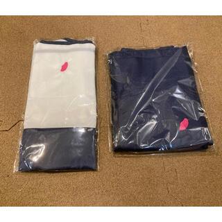ミツコシ(三越)の三越オリジナル バッグ 2点(ノベルティグッズ)