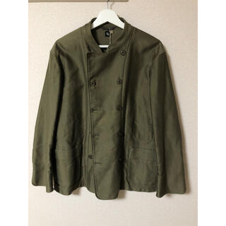 1LDK SELECT - KAPTAIN SUNSHINE Butcher Jacket 38 OLIVE