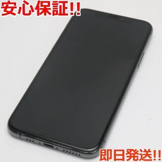 アイフォーン(iPhone)の新品同様 SIMフリー iPhone 11 Pro 64GB スペースグレイ (スマートフォン本体)