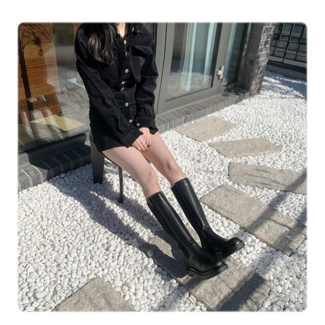 dholic(ディーホリック)のDHOLIC ロングブーツ レディースの靴/シューズ(ブーツ)の商品写真