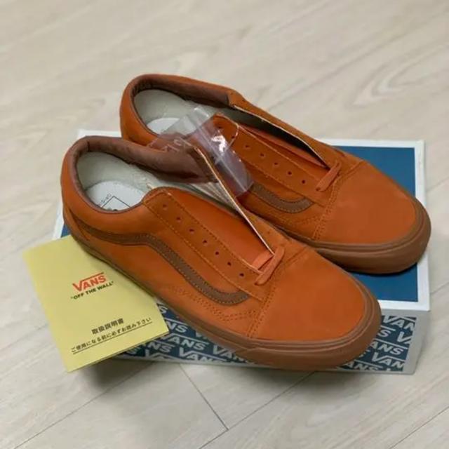 VANS(ヴァンズ)のVans OG Old Skool LX 2色セット メンズの靴/シューズ(スニーカー)の商品写真