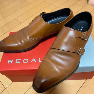 REGAL - リーガル ダブルモンクストラップ 26cm