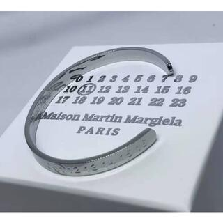 MAISON MARGIELA シルバー ブレスレット