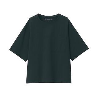 MUJI (無印良品) - 【値下げ】ワイド Tシャツ 無印 無印良品 mujilabo