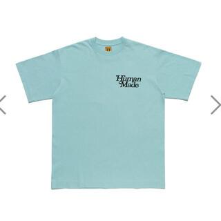 GDC - HUMAN MADE × GDC Tシャツ  青 Sサイズ