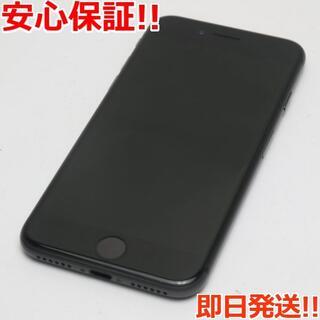 アイフォーン(iPhone)の超美品 SIMフリー iPhone8 64GB スペースグレイ (スマートフォン本体)