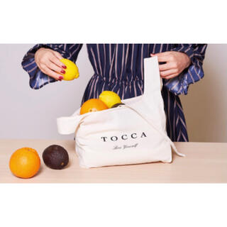 TOCCA - 【未開封*新品*限定品*非売品】TOCCA エコバッグ お買い物バッグ マルシェ