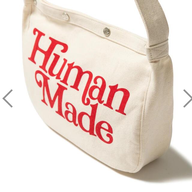 GDC(ジーディーシー)のHUMAN MADE PAPERBOY BAG  メンズのバッグ(ショルダーバッグ)の商品写真