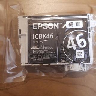エプソン(EPSON)のエプソン ICBK46×1(OA機器)