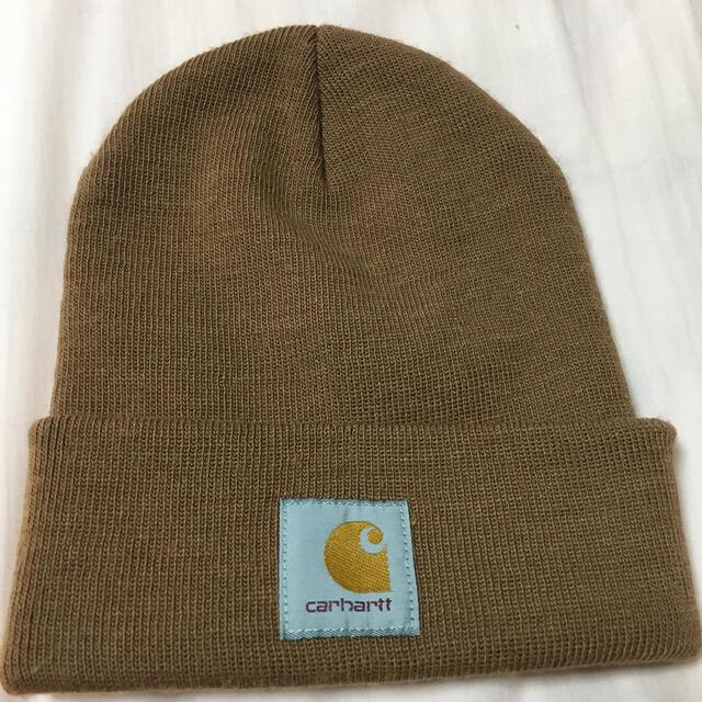 carhartt(カーハート)のCarhartt ニット帽 メンズの帽子(ニット帽/ビーニー)の商品写真