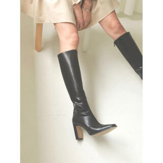 ZARA - ACYM Betty long ブーツ Lサイズ