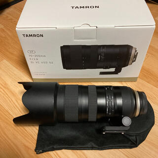 TAMRON - タムロン SP 70-200mm F/2.8 Di VC USD G2