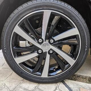 ダイハツ - 超美品ホイールタイヤ4本セット!サイズ165/50r16インチ