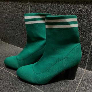 エスペランサ(ESPERANZA)のエスペランサ ソックスブーツ(ブーツ)