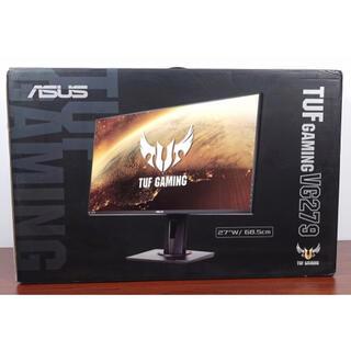 エイスース(ASUS)のASUS VG279QM 280Hz IPS ゲーミングモニター 27インチ(ディスプレイ)