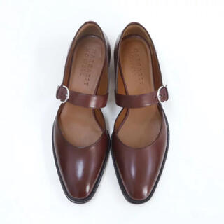 MARGARET HOWELL - マーガレットハウエル SLIM TOE EVENING SHOE