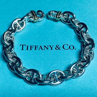 Tiffany & Co. - VINTAGE TIFFANY ティファニー アンカー チェーン ブレスレット