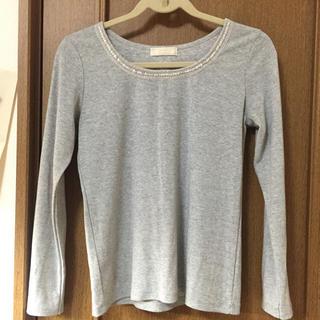 エニィスィス(anySiS)のany sis トップス(Tシャツ(長袖/七分))