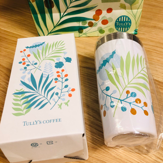 タリーズコーヒー(TULLY'S COFFEE)のタリーズコーヒー 21th anniversary ステンレスタンブラー(タンブラー)