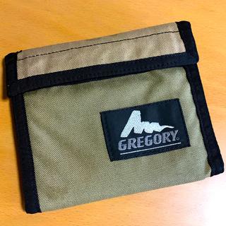 グレゴリー(Gregory)のGREGORY グレゴリー 財布(折り財布)