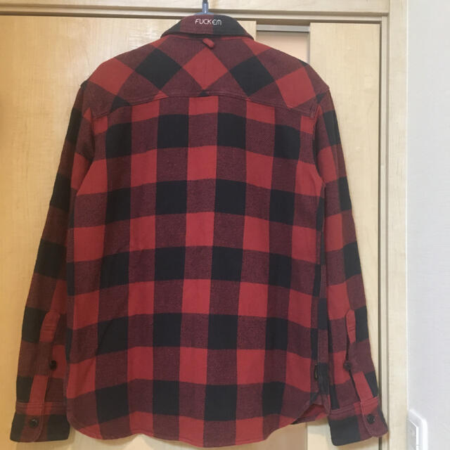 NEIGHBORHOOD(ネイバーフッド)の18AW LUMBERS チェックシャツ Sサイズ wtaps チャレンジャー メンズのトップス(シャツ)の商品写真