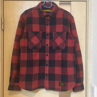 NEIGHBORHOOD - 18AW LUMBERS チェックシャツ Sサイズ wtaps チャレンジャー