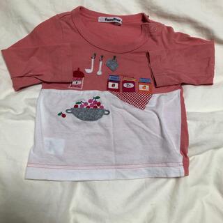 familiar - ファミリア♥️長袖Tシャツ