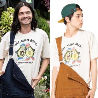glamb - glamb Avocado head Tシャツ size④
