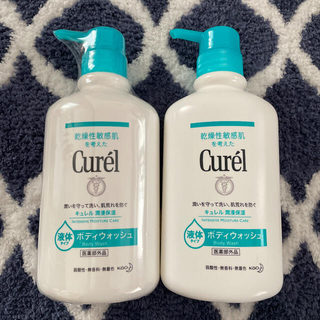 キュレル(Curel)のキュレル ボディウォッシュ 420ml   ボディソープ(ボディソープ/石鹸)