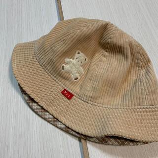 familiar - ファミリア コーデュロイ帽子