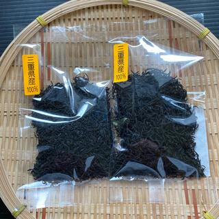 三重県産 国産 100% 天然 乾燥 芽ひじき 米ひじき 無添加 自然食品