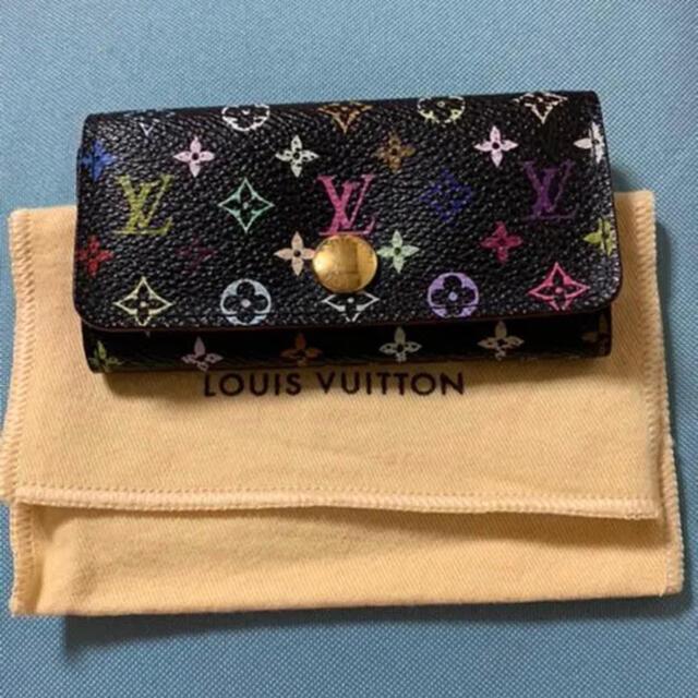 LOUIS VUITTON(ルイヴィトン)のルイヴィトン モノグラム マルチカラー キーケース レディースのファッション小物(キーケース)の商品写真