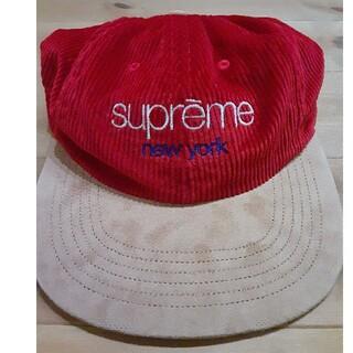 シュプリーム(Supreme)のSupreme Classic Logo Cap クラシックロゴ キャップ(キャップ)