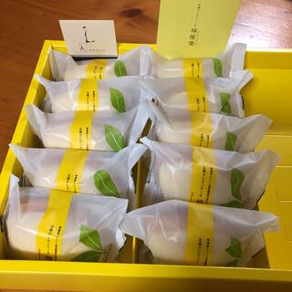 五感のレモンケーキ 10個詰合 檸檬燦 れもんさん