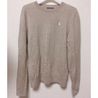 POLO RALPH LAUREN - ポロラルフローレン washable merino wool knit