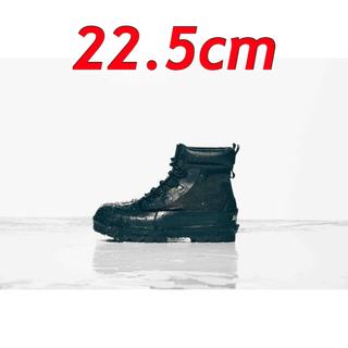 アンブッシュ(AMBUSH)の22.5cm Converse Duck Boot Ambush Black(スニーカー)