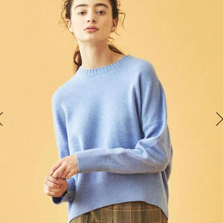 TOMORROWLAND - 定価16500円❤️新品タグ付 tomorrowland クルーネックニット