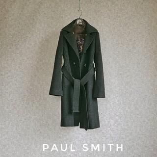 ポールスミス(Paul Smith)の高級 ポールスミス 極美品 豪華おしゃれベルテッドコート 人気モダンスタイル(チェスターコート)