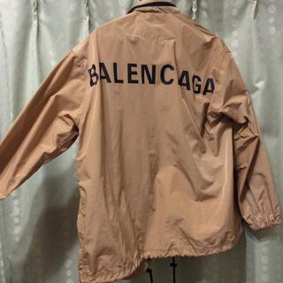 Balenciaga - BALENCIAGA ナイロンジャケット アウター ジャケット バレンシアガ