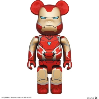 bearbrick 1000%  IRON MAN MARK 85(その他)