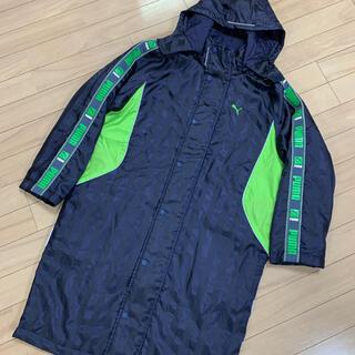 プーマ(PUMA)のプーマ ベンチコート 中綿ジャンパー 防寒コート アウター 150(コート)