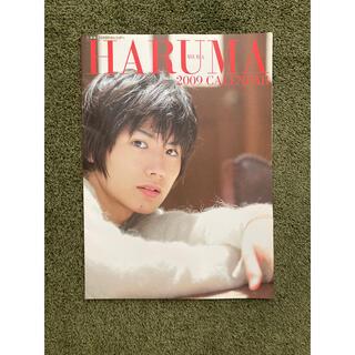 三浦春馬さん カレンダー 2009